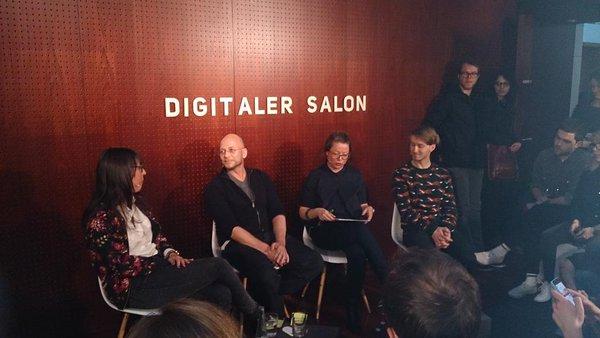 Digitaler Salon Am Humboldt Institut Für Internet Und Gesellschaft