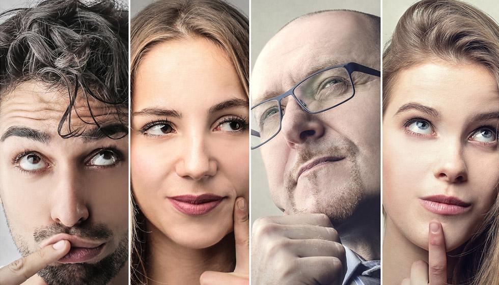 Beziehungstests und Persönlichkeitstest