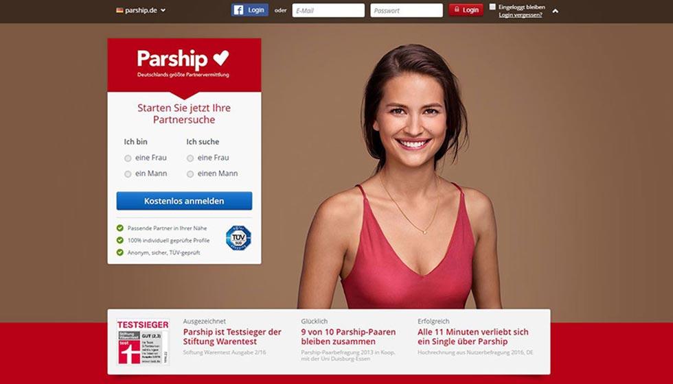 20% sparen bei Parship-Premium-Mitgliedschaft