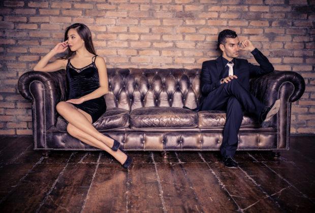 Fallstricke der Datierung eines verheirateten Mannes