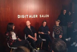 Digitaler Salon Eric Hegmann Humboldt Institut Berlin