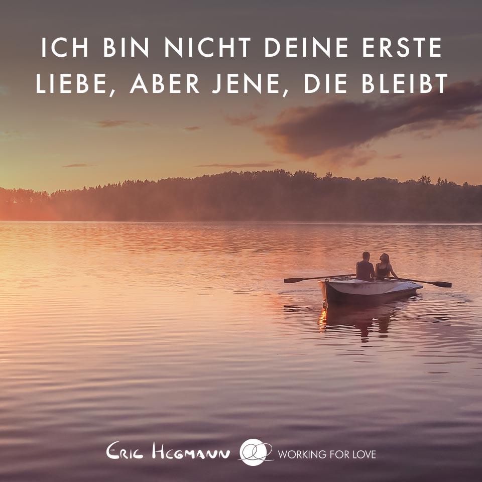 Liebe ist nicht Arbeit. Liebe ist Vertrauen | eric-hegmann.de