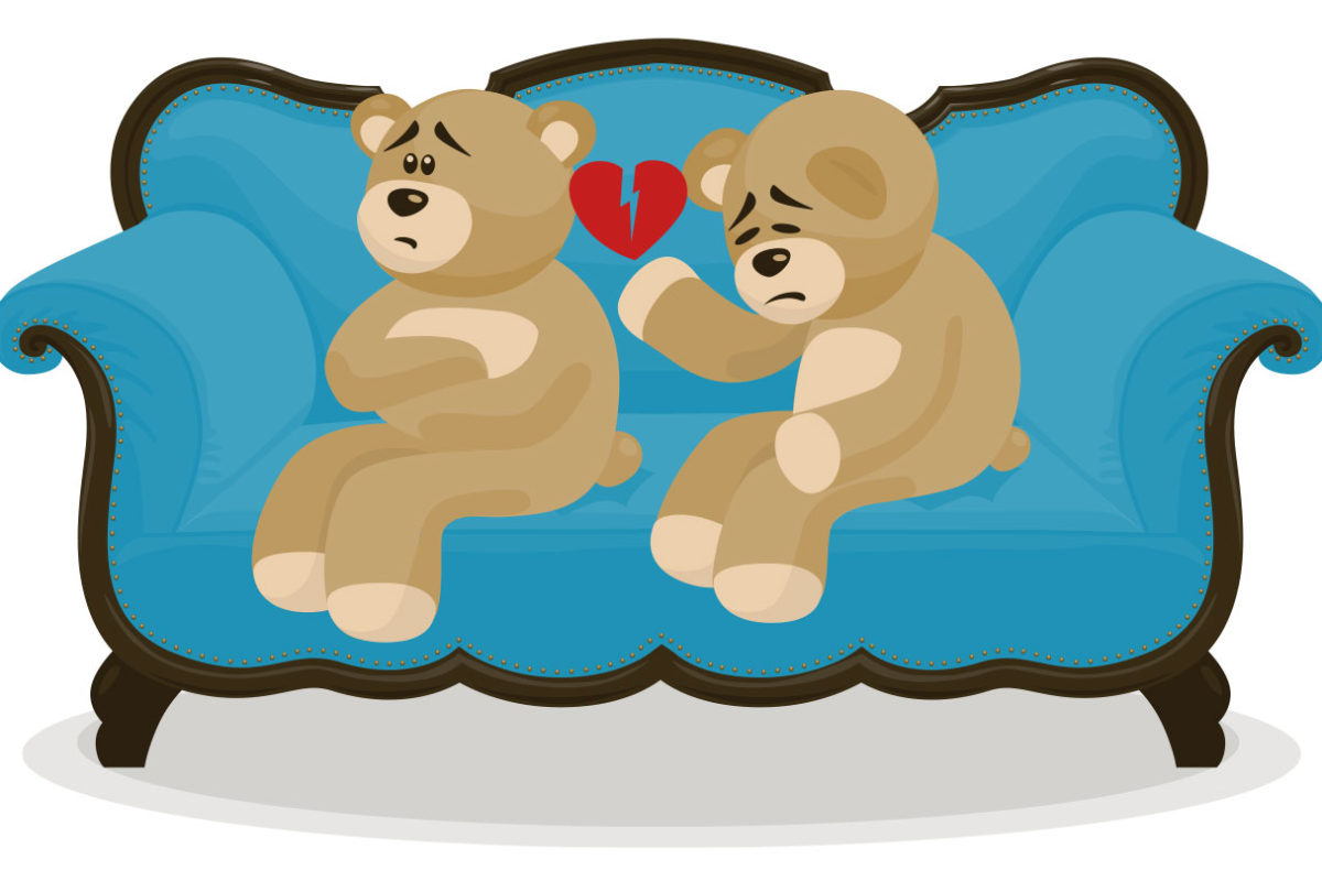 Dating vs. Sehen vs. Beziehung