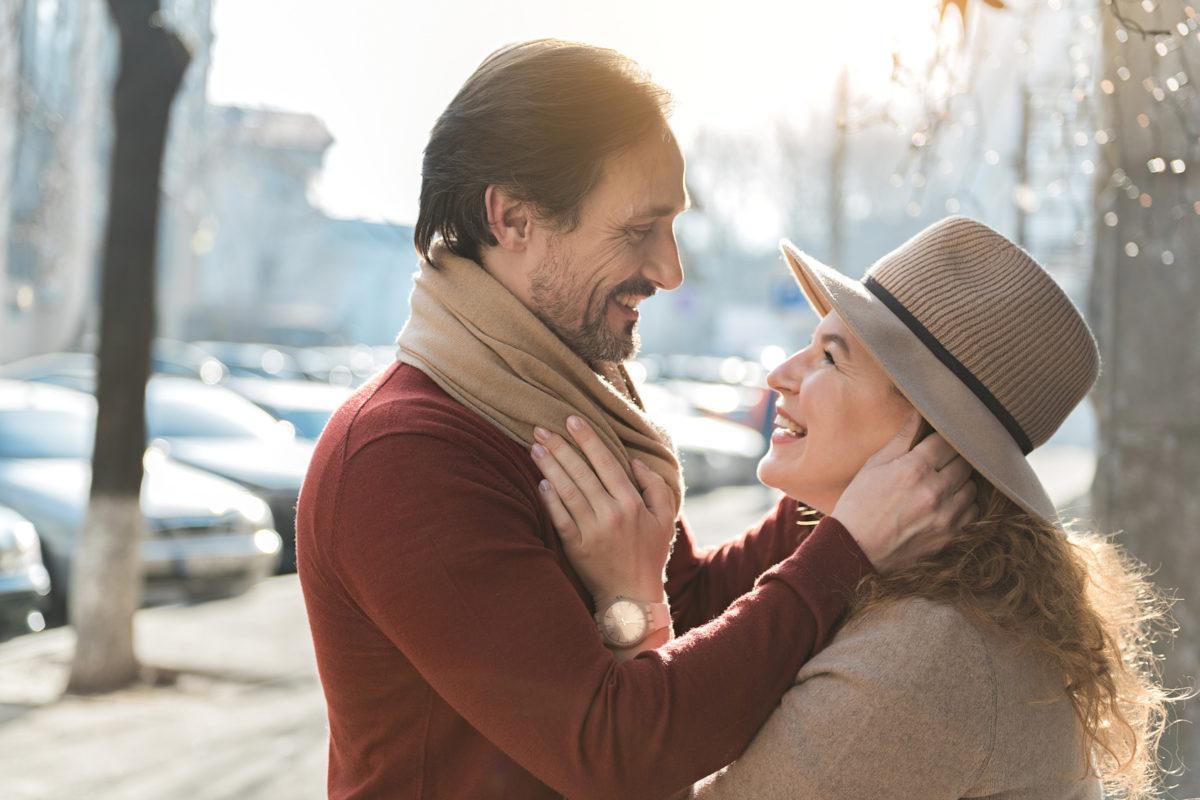 Dating-Typ verliert das Interesse