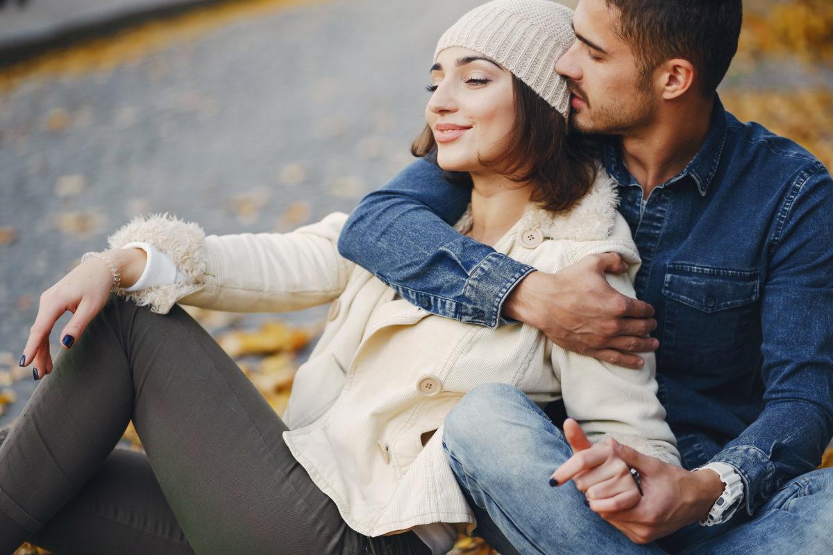 Ein sicheres Dating Persönliche Anzeige für eine Dating-Seite