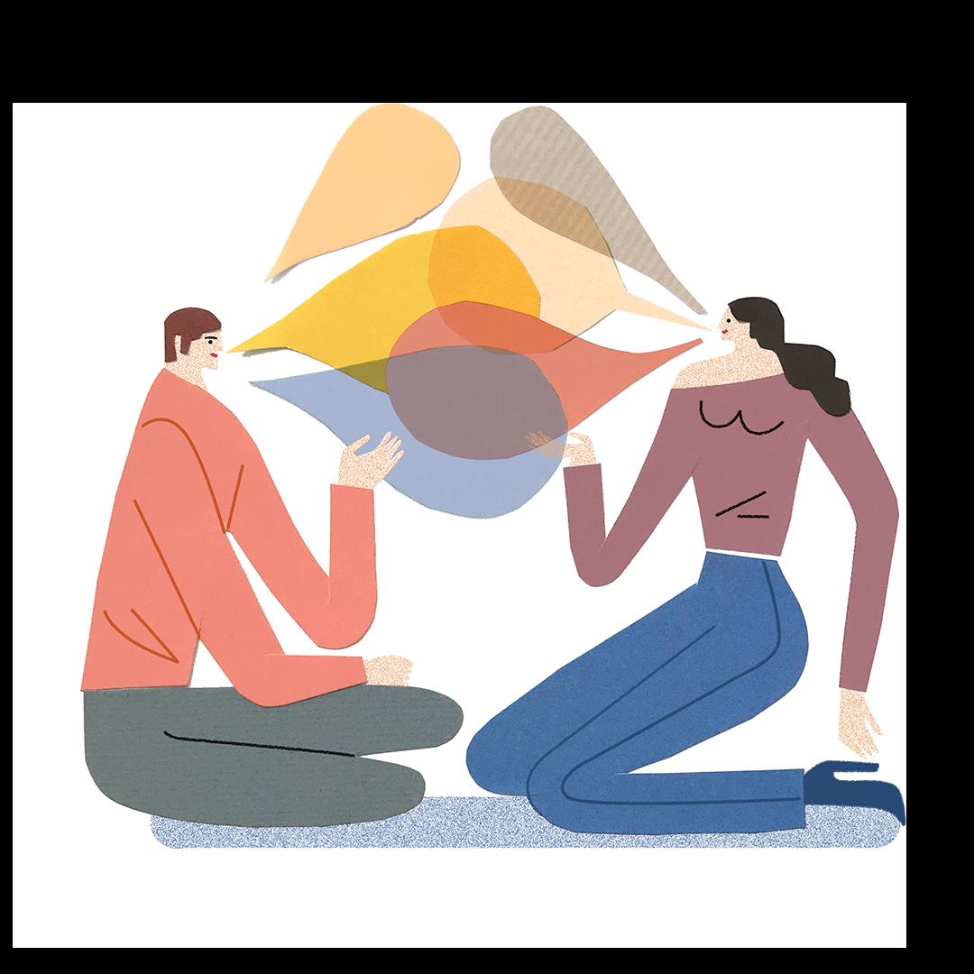 Mein Partner versteht mich nicht! – Paarkommunikation und Streitkultur verbessern