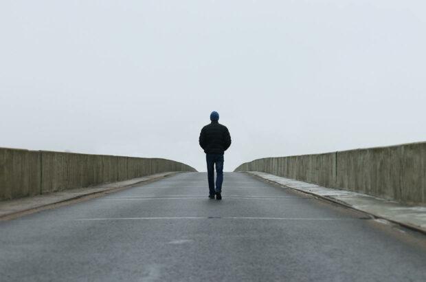 Posttraumatische Belastungsstörung PTBS-Test nach Trennung