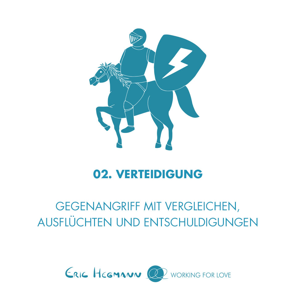 Apokalyptische Reiter der Paarkommunikation John Gottmann Paartherapeut Eric Hegmann