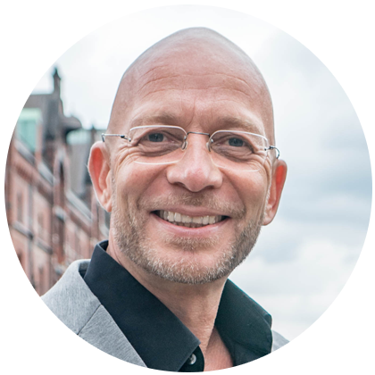 Eric Hegmann: Paartherapeut, Paarberater, Single-Coach, Autor